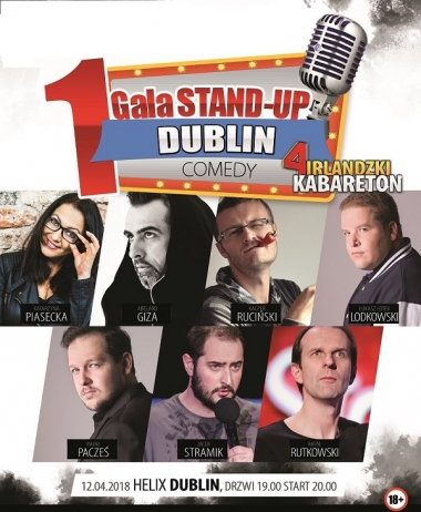 1 Gala Stand-Up Dublin